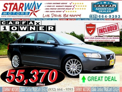 2011 Volvo S40 4dr Sdn
