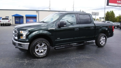 2016 Ford F150 4WD SuperCrew 145 XLT