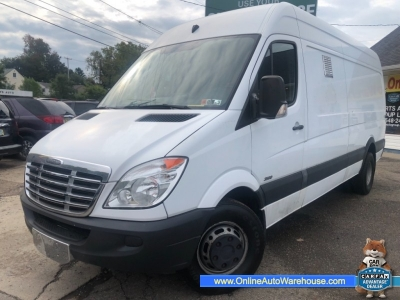 2007 *Dodge Sprinter 3500* CRD SCH DIESEL DUALLY 170 WHEEL BASE ONLY 55k WOW CLEAN
