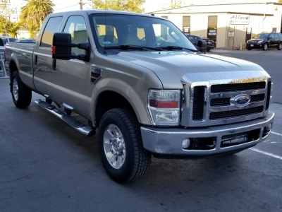 2008 Ford F-250 4WD Lariat