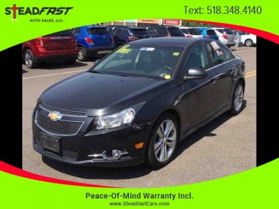 2012 Chevrolet Cruze LTZ RS Package!