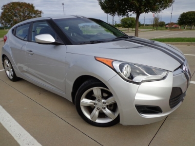 2014 Hyundai Veloster 3dr Cpe Manual w/Black Int