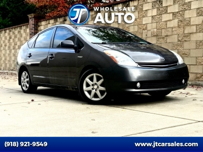 2007 Toyota Prius *CARFAX 2 Owner *Leather *Smooth!