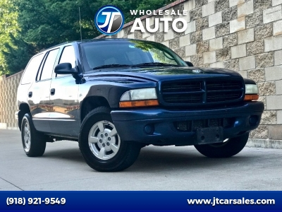 2002 Dodge Durango *Extremely Nice *CARFAX *Cold AC