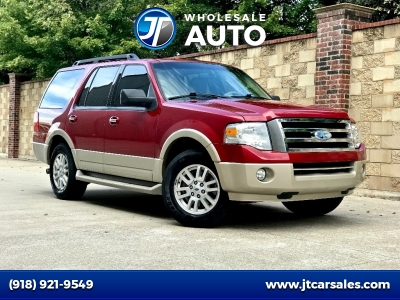 2009 Ford Expedition Eddie Bauer *Power 3rd Row *8 Pass *CARFAX