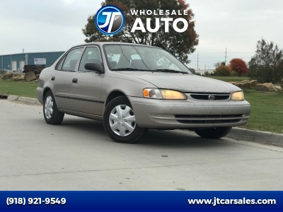 1998 Toyota Corolla *Reliable!  Smooth!