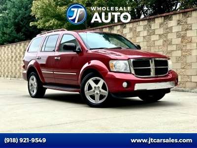 2008 Dodge Durango Limited *Must See, Gorgeous 3rd Row *CARFAX
