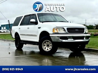 "1998 Ford Expedition 119"" WB XLT 4WD"