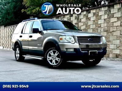 2006 Ford Explorer XLT *3rd Row *CARFAX *Smooth