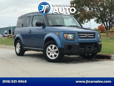 2007 Honda Element EX *CARFAX 2 Owner *Serviced!