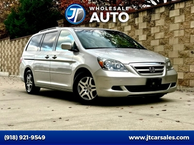 2007 Honda Odyssey EX-L *CARFAX 1 Owner *SEE Service Records