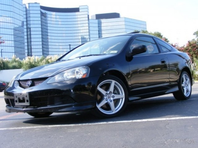Acura Rsx Black 2006. 2006 Acura RSX Type S COMES
