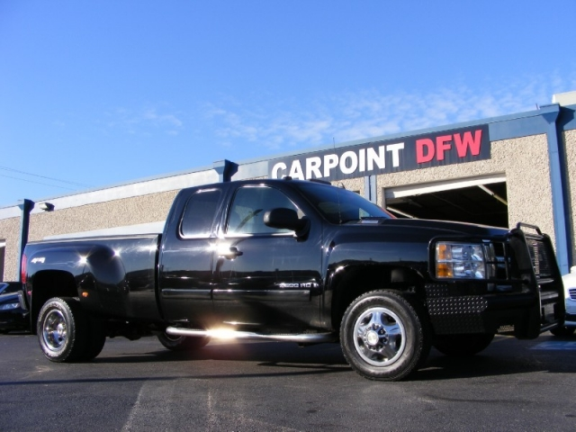 2008 Chevrolet Silverado 3500HD 4X4 DIESEL DUALLY