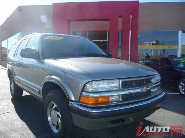 2001 Chevrolet Blazer 4WD LT $6777 1 OWNER CERTIFIED WARRANTY