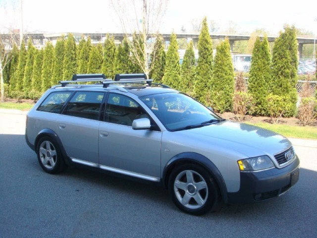2001 audi allroad 5dr quattro awd 211 b ewen ave new. Black Bedroom Furniture Sets. Home Design Ideas