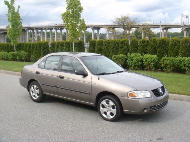 2004 Nissan Sentra 4DR AUTOMATIC LOCAL WELL KEPT SHARP!