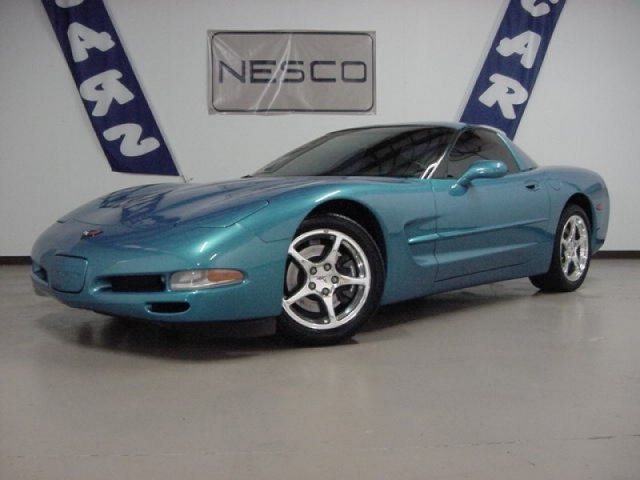 2000 CORVETTE 6-SPD ..ONLY 22K MILES.. NASSAU BLUE..BEAUTY!!!