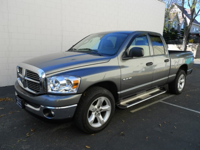 2008 Dodge Ram Pickup 1500 SLT Big Horn