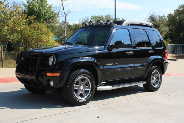 2003 Jeep Liberty Renegade 4x4