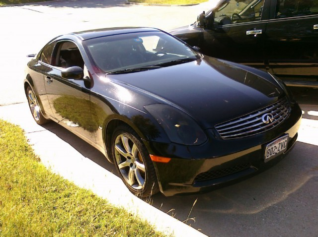 infiniti g35 coupe for sale 2003 infiniti g35 coupe 2dr. Black Bedroom Furniture Sets. Home Design Ideas
