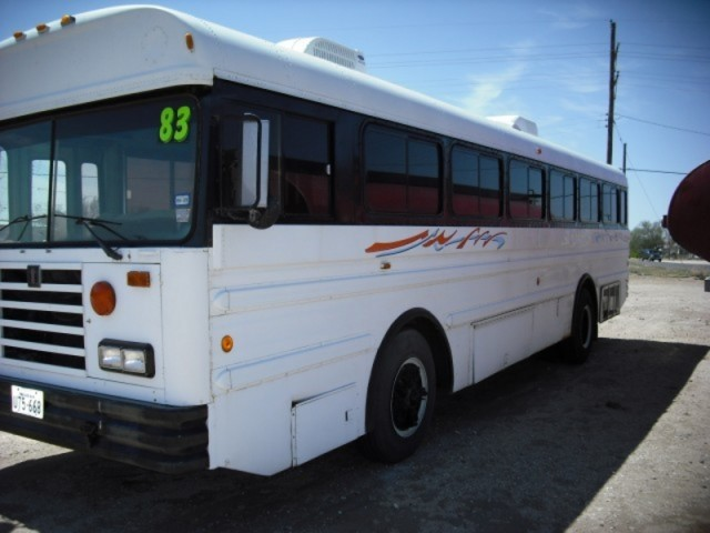 1983 OTHER BUS