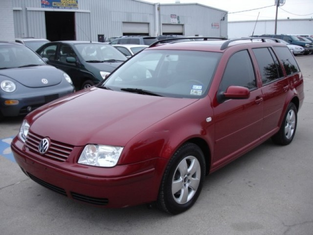 2004 Volkswagen Jetta GLS TDI Wagon Leather NICE!!