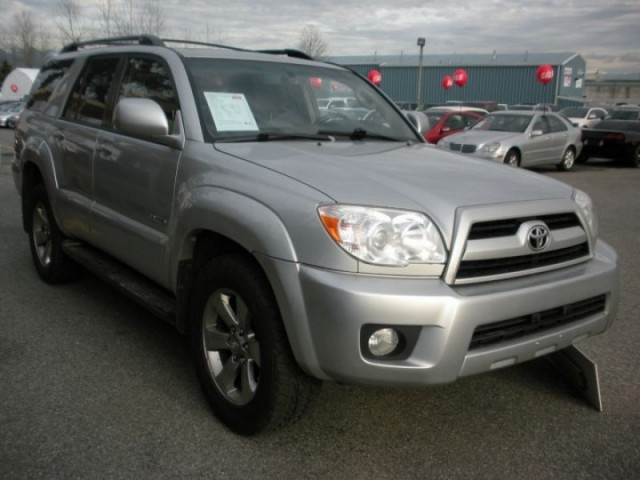 4x4 Toyota Trucks For Sale. 2007 Toyota 4Runner LIMITED