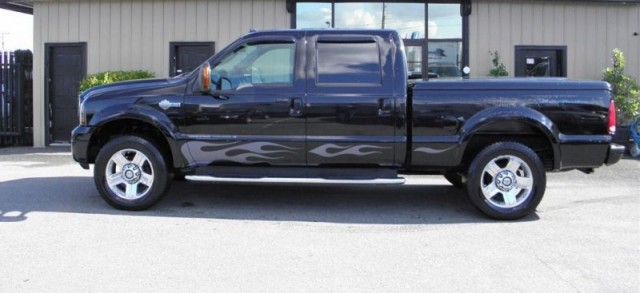 Ford Harley Davidson F250 4x4 Crew - Used Cars For Sale