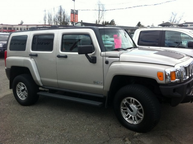 2006 HUMMER H3 LANGLEY SURREY 4X4 SUV FULLY LOADED SUV FOR SALE