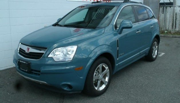 2008 SATURN VUE FOR SALE LANGLEY SURREY HYBID GM SAVE ON FUEL