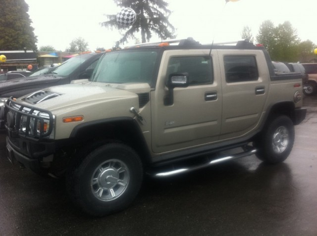 2005 HUMMER H2 SUT SURREY LANGLEY LOADED NAVIGATION AND ROOF SUV FOR SALE