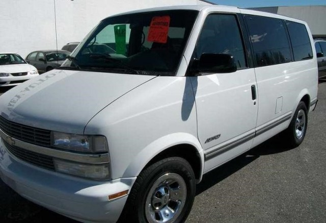 2000 Chevrolet Astro SAFARI SURREY LANGLEY KELOWNA MINIVAN FOR SALE