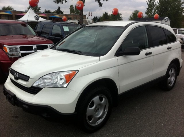2008 Honda CR-V 4X4 SURREY LANGLEY KELOWNA 5dr LX SUV FOR SALE