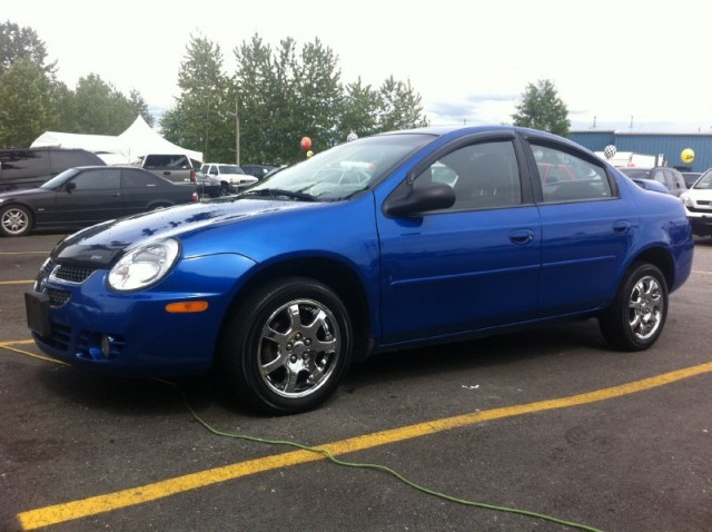 2005 Dodge Neon 4 SURREY LANGLEY KELOWNA DOOR Sdn SXT