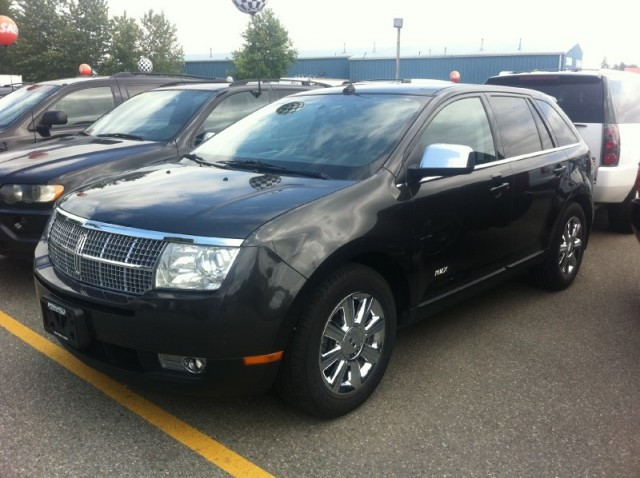 2007 Lincoln MKX AWD SURREY LANGLEY VANCOUVER KELOWNA WITH EVERY OPTION LOW KMS