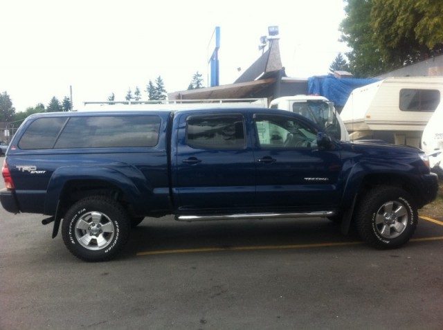 2008 Toyota Tacoma 4X4 SURREY LANGLEY KELOWNA VANCOUVER TRD OFF ROAD SR5 QUAD CAB WITH TONS OF EXTRA