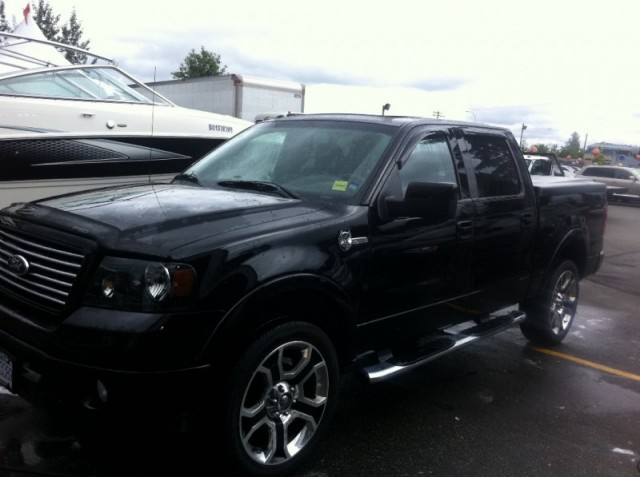 2008 Ford F-150 HARLEY DAVIDSON SuperCrew 4X4