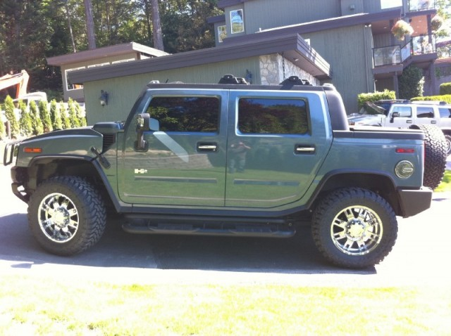 2006 HUMMER H2 SURREY LANGLEY 2- SUT 1 -SUV SALE PRICE ALL ARE TRICKED OUT AND IN MINT CONDITION