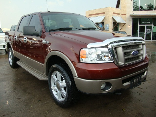 2006 Ford F-150 King Ranch 4x4 Crew Cab