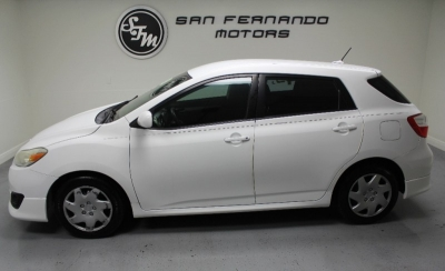 2009 Toyota Matrix 4dr Wgn Man XR FWD