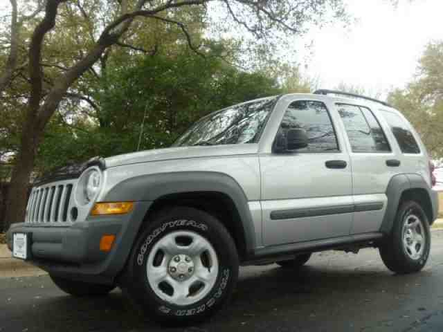 2005 Jeep Liberty Sport (1 OWNER)