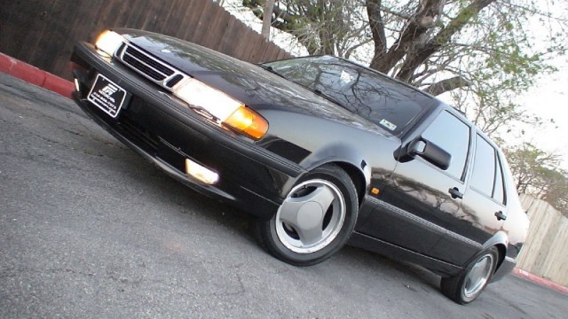___##___ SAAB 9000 AERO TURBO 5DR HATCH *RARE* ___##___