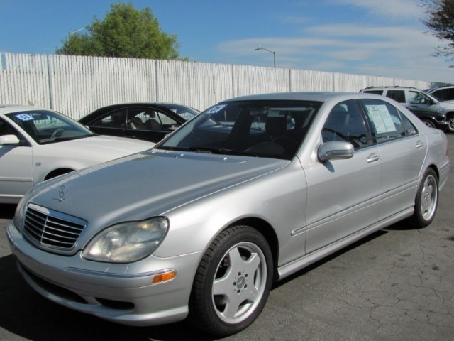 Mercedes benz s55 amg navigation used cars for sale for 2001 mercedes benz s55 amg