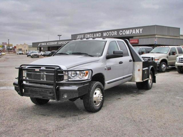 07 Dodge 3500 4x4 Quad Hauler - RARE 5.9L Cummins w/ 6-Speed