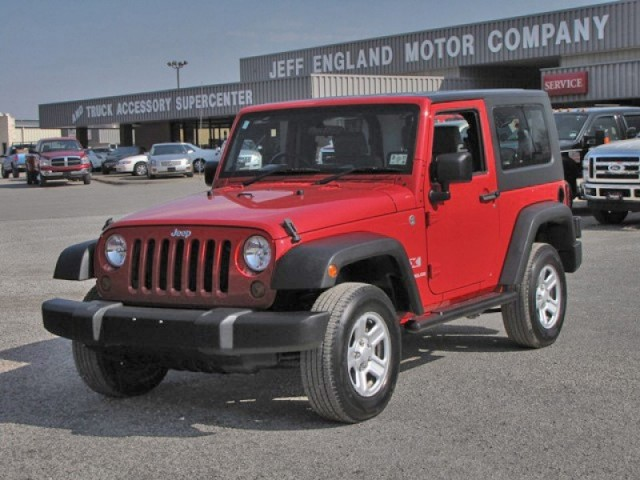 08 Jeep Wrangler X Right-Hand Drive - Perfect for Mail Route