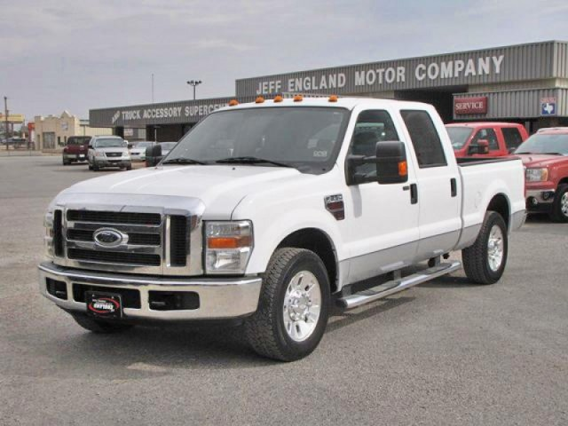 08 Ford F250 Crew Cab - Super Clean One-Owner