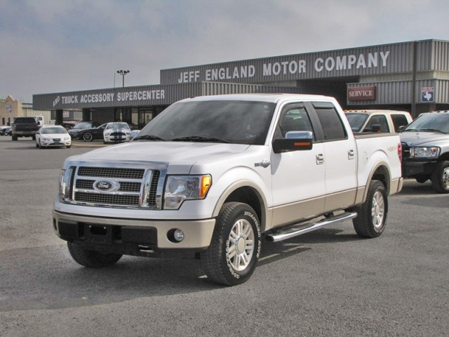 2010 Ford F150 4x4 King Ranch Crew - 17k Mi. Immaculate