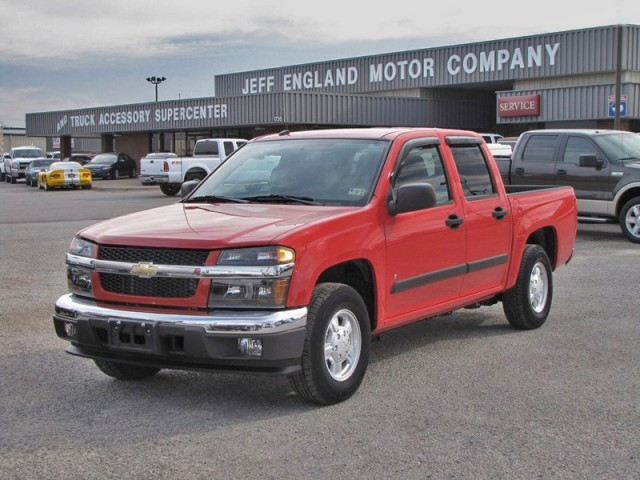 08 Chevy Colorado 2WD Crew Cab - One-Owner w/ 14k Mi.
