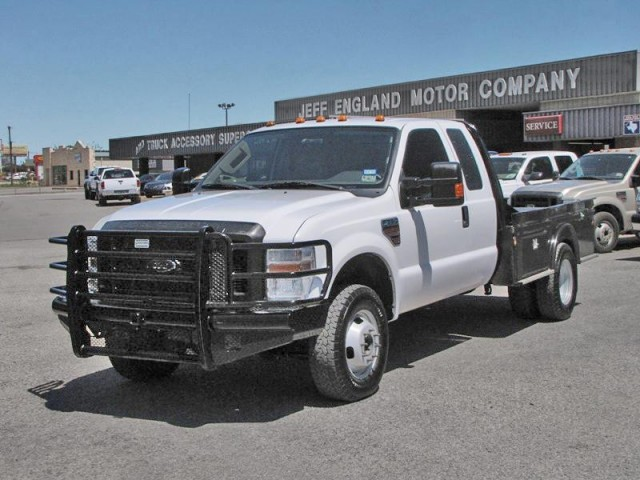 08 Ford F350 4WD SuperCab Hauler - P-Stroke/Manual