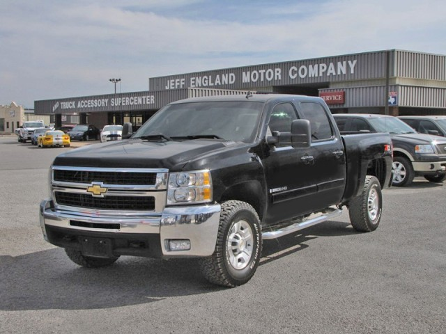 08 Chevy 2500HD 4WD Crew Cab, LTZ, One-Owner